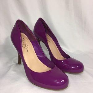 "Jessica Simpson Callie 4.25"" Heels Size 10B"